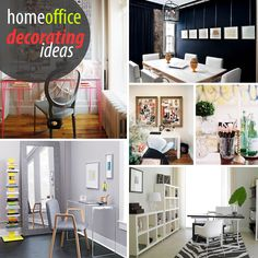 craft, home office spaces, decorating ideas, offic space, hous, offic decor, offic idea, home offices, decor idea