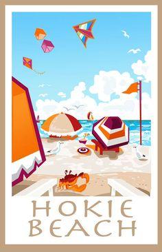 Hokie Beach
