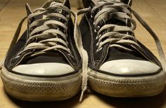 old dirty converse or croydon