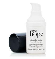 eye hope   multitasking eye cream   philosophy eye & lip care