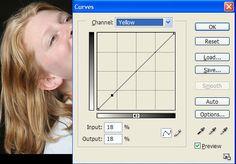 Pleasing Skin Tone CMYK Values in Photoshop