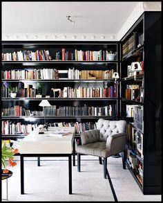 Gorgeous shelves