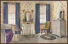 vintage 1920s apartment on pinterest 1920s bedroom