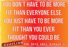 fitness quote motivation