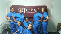 Our latest CNA class