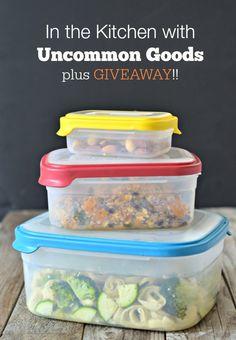 Uncommon Goods Giveaway | mountainmamacooks.com #giveaway #uncommongoods