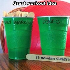 Great workout idea - #Fitness, #Workout