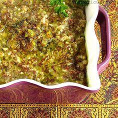 Turmeric and Saffron: Ash-e Somagh - Persian Herb and Sumac Soup