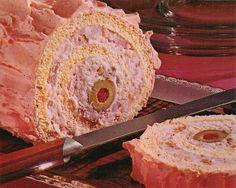 christmas dinners, vintage recipes, sandwich roll, oliv, retro food, shrimp sandwich, food photography, vintag food, vintag recip