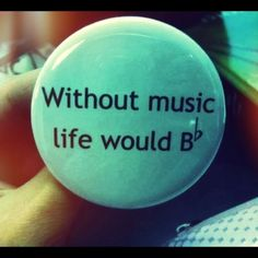 Without music.