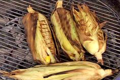 Perfectly Grilled Corn on the Cob Recipe : Bobby Flay : Food Network - FoodNetwork.com