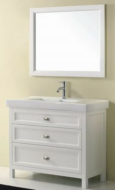'Torun' Solid Timber Vanity - Traditional Vanities - Bathroom Vanities - Shop By Product