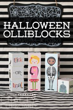 The perfect DIY Halloween toy!