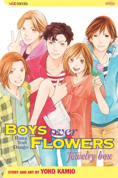 Boys Over Flowers, omg what?! I just found this was a Manga!!!