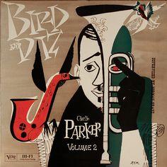 Diz studio album by Charlie Parker and Dizzy Gillespie, recorded 1950 in New York City.