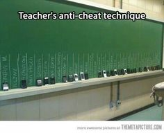 teacher anti cheat technique...this is awesome