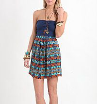 Native dress...looks so comfortable.  $39.50 at Pac Sun