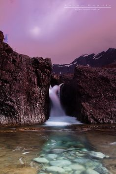 Fairy Pools, Isle of Skye, Scotland