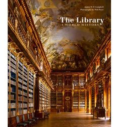 Be still my bookish heart, look what's just been released! A gorgeous new book featuring breath taking photographs from more than 80 stunning libraries across 20 countries