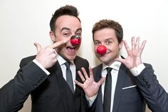 Ant and Dec appeared on QVC as part of their Red Nose Day challenge red nose, googl search, dec imag, challeng, ants, dec antic, celebr red