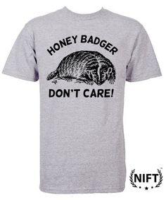 HONEY BADGER!!!