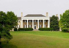 Carter Hall, Millwood, Virginia, estate of Lt. Col. Nathaniel Burwell (1750–1814)