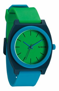 Nixon 'The Time Teller' Watch available at #Nordstrom
