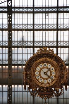Musée D'Orsay. One of my favourite in Paris. Plenty of impressionist paintings.