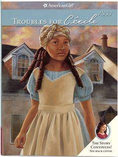 Troubles for Cecile by Denise Lewis Patrick
