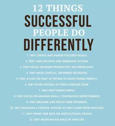 Success Daily Quotes, Success Quotes, 12 Things, Success People, Successful People, Strength Quote, Inspiration Quotes, ...