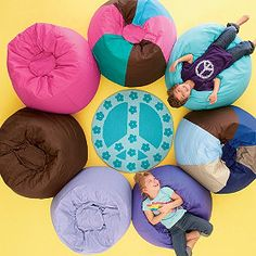 I'd love to get the kids each a beanbag this year.