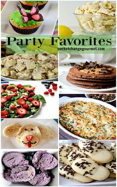 Party Favorites from