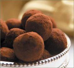 Trufas de Chocolate con Baileys