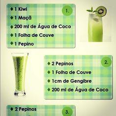 Sucos verde!