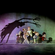 Paranorman. Can't wait to see it