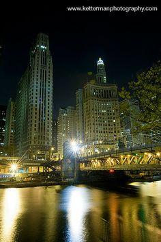 Michigan Avenue ~ Chicago, Illinois