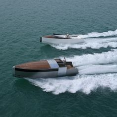 Starck. Boat