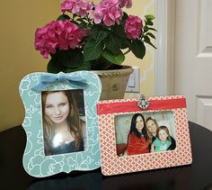 How to Make a Decorative Picture Frame