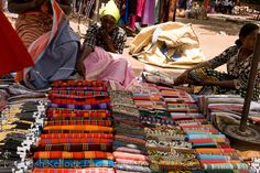 Massai market, Nairobi, Kenya