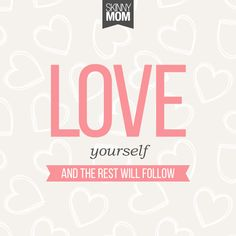 You must love yourself first before anything else!  REPIN and share this quote with your friends!