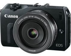 Leaked EOS M photo looks like Canon's longawaited mirrorless camera