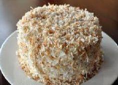 CHOCO COCONUT CAKE