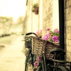 Shabby Chic Bicycle