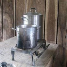 The Outdoor Canning Kitchen - Homesteading and Livestock - MOTHER EARTH NEWS