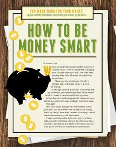 how-to-be-money-smart