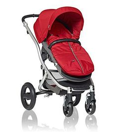 Cozy Toes in Red Pepper for the Affinity Stroller by Britax - Britax USA