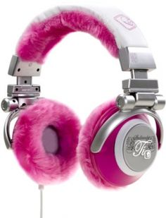 fuzzy headphones