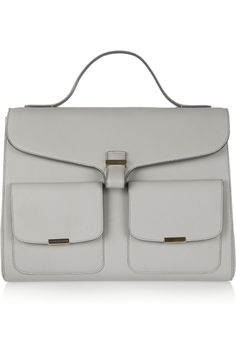 Victoria Beckham  The Harper textured-leather tote