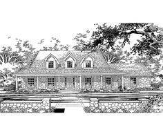 Eplans+Farmhouse+House+Plan+-+Four+Bedroom+Farmhouse+-+2436+Square+Feet+and+3+Bedrooms+from+Eplans+-+House+Plan+Code+HWEPL60643