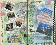 journal layout: how to